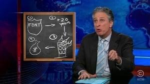 The Daily Show with Trevor Noah Season 16 : Episode 54