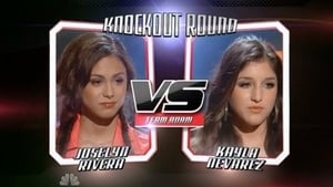 The Voice Season 3 :Episode 16  The Knockouts, Part 1