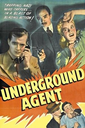 Poster Underground Agent (1942)
