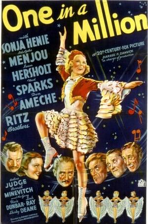 Capa do filme A Rainha do Patim