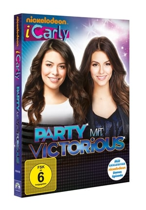 iParty with Victorious poster