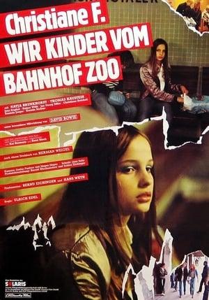 Eu, Christiane F. - 13 Anos, Drogada e Prostituída - Poster