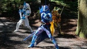 Kamen Rider Season 31 :Episode 40  The Shining Friendship of Three Swordsmen