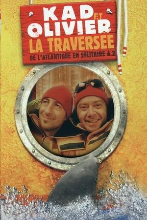 Kad et Olivier - La traversée de l'Atlantique en solitaire à 2