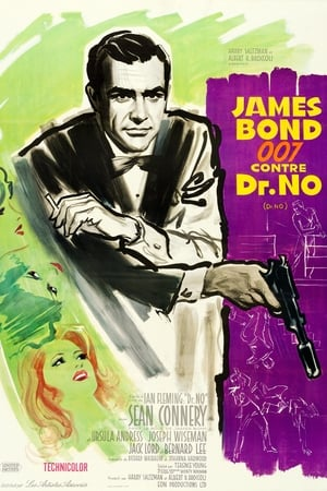 James Bond 007 contre Dr. No (1962)