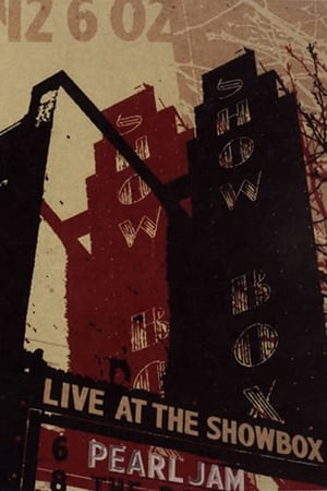 Pearl Jam: Live At The Showbox-Eddie Vedder
