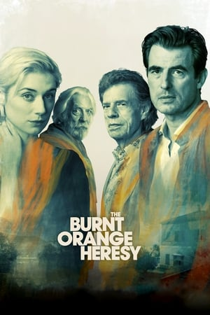 Assistir The Burnt Orange Heresy