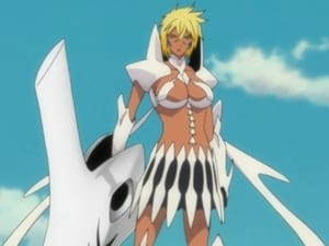 Bleach - Fury of the Shark! Halibel Releases episodio 8 online