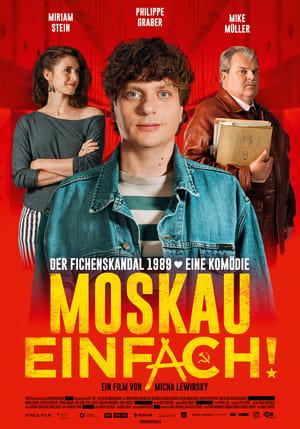 One-way to Moscow – Un bilet dus pentru Moscova (2020)
