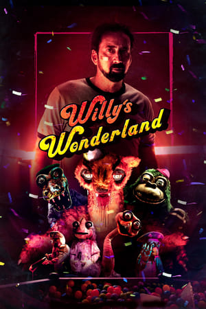 VER Willy's Wonderland (2021) Online Gratis HD