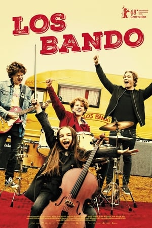 Baixar Los Bando (2018) Dublado via Torrent