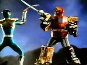 Power Rangers - Temporada 1