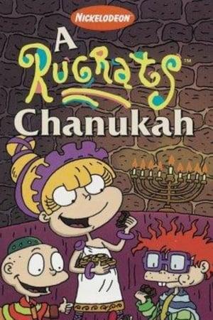 Poster A Rugrats Chanukah (1996)