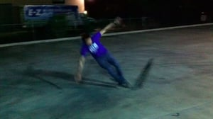 Brandon Skates, Chris Dances