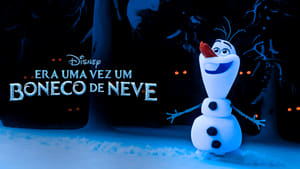 poster Once Upon a Snowman
