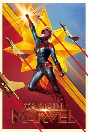 Captain Marvel film posters