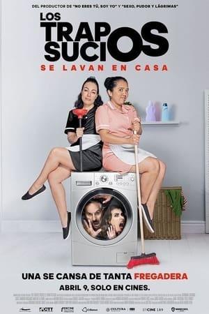 VER Los trapos sucios se lavan en casa (2021) Online Gratis HD
