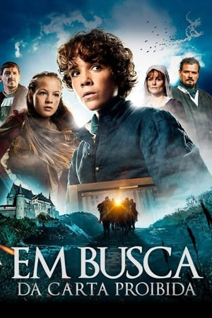 Em Busca da Carta Proibida Torrent, Download, movie, filme, poster
