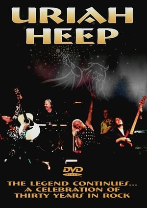 Uriah Heep – the legend continues