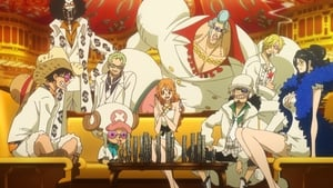 One Piece Gold streaming hd
