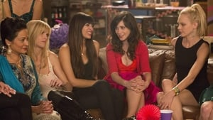 Episodio TV Online New Girl HD Temporada 2 E22 Fiesta de Bachelorette