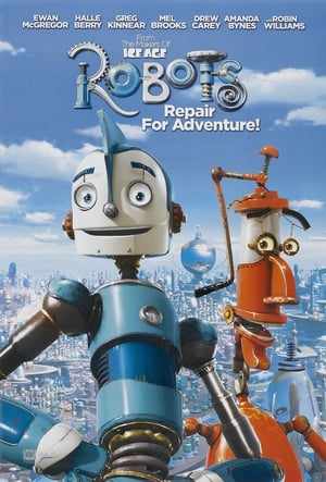 Robots (2005) is one of the best movies like Real Steel (2011)