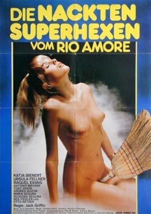 Filmposter Die nackten Superhexen vom Rio Amore