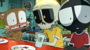 Mutafukaz MFKZ 2017 English 720p WEBRip 800MB