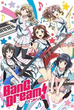 BanG Dream!: 1 Temporada