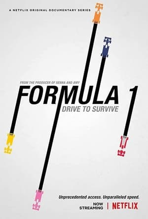 Formula 1: Drive to Survive - Season 3