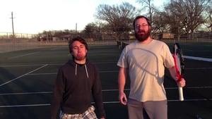 Jack and Gavin play Tennis