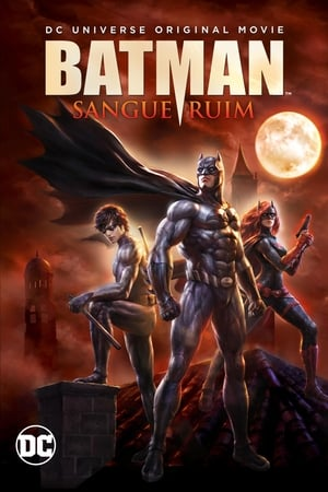 Batman: Sangue Ruim - Poster