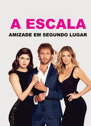 A Escala: Amizade Em Segundo Lugar Torrent, Download, movie, filme, poster
