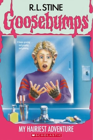 Image Goosebumps: My Hairiest Adventure
