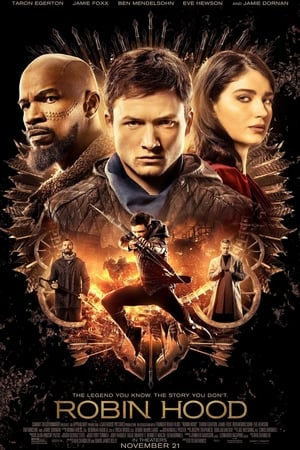 Robin Hood: A Origem Torrent (BluRay) 720p e 1080p Dublado / Dual Áudio – Download