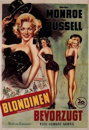 Blondinen bevorzugt Film