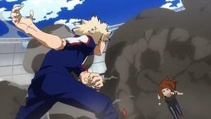 Boku no hero academy: 2×9
