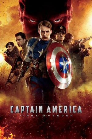 Captain America : First Avenger (2011)