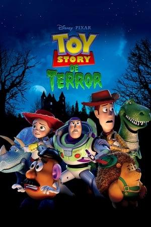 Toy Story de Terror! - Poster