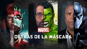 poster Marvel's Behind the Mask