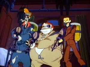 The Real Ghostbusters: 4×2