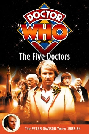 Image Doctor Who: The Five Doctors