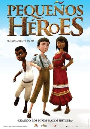 Little Heroes-Patricia Velásquez
