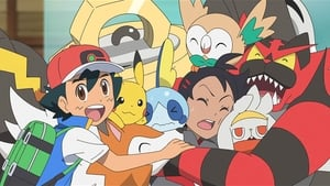 Pokémon Season 23 :Episode 37  That New Old Gang of Mine!