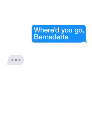 Bernadette a disparu film complet streaming vf