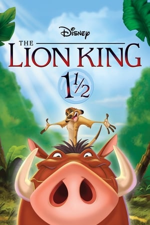 Poster The Lion King 1½ (2004)