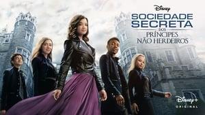 Secret Society of Second Born Royals