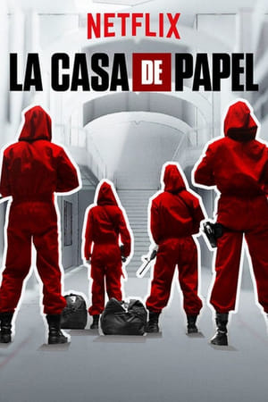 La Casa de Papel 2ª Temporada (2018) HDTV | 720p | 1080p Dublado e Legendado – Baixar Torrent Download