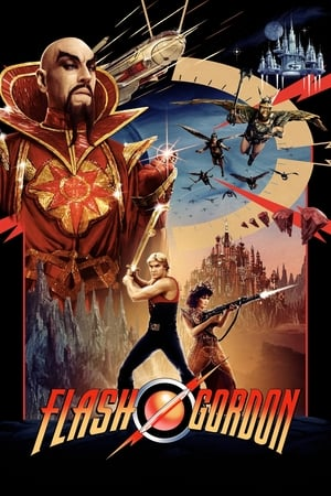 Poster Flash Gordon (1980)