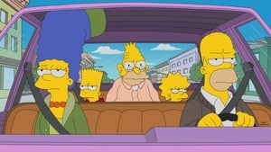 The Simpsons Season 29 : Grampy Can Ya Hear Me